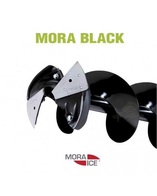 Grąžtas ledui Mora Ice Nova Black