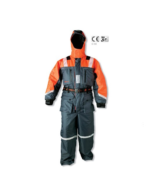 Plaukiantis vientisas kostiumas Kinetic Waterspeed