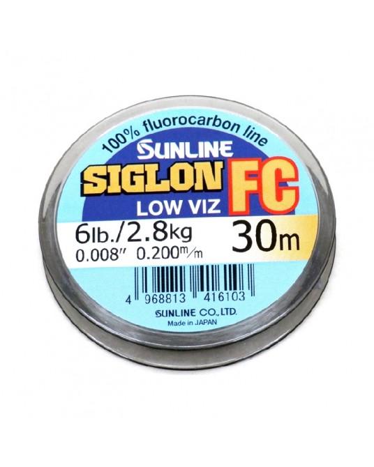 Fluorokarboninis Valas Sunline SIGLON FC 30m