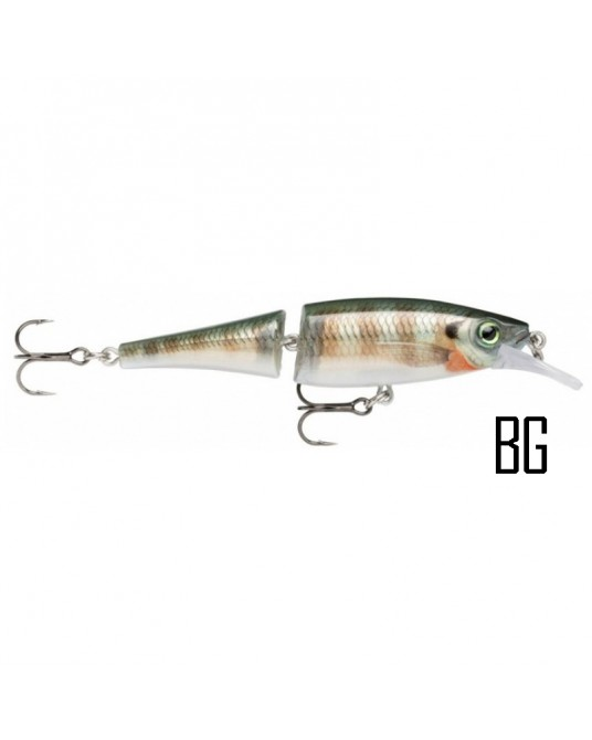Vobleris Rapala BX Jointed Minnow