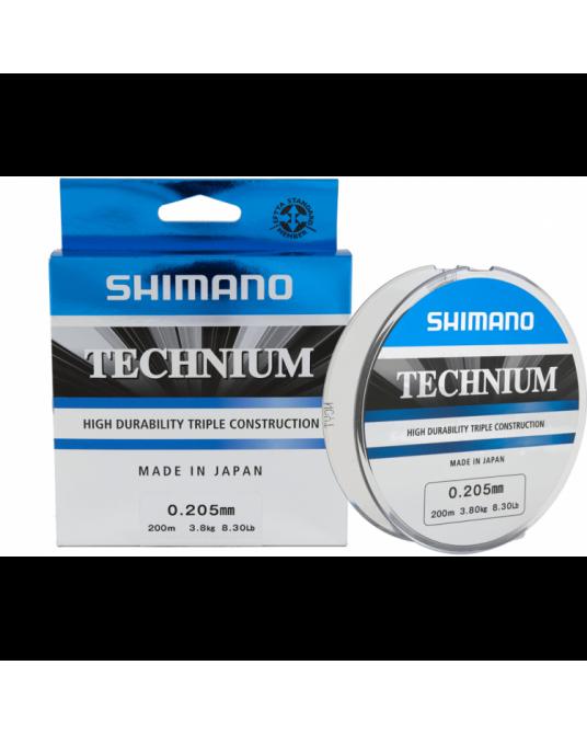 Valas Shimano Technium 200m