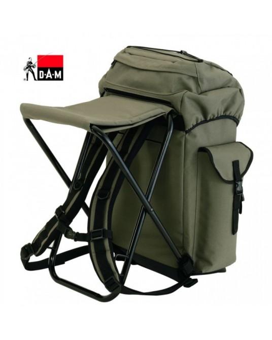 Kuprinė-Kėdė DAM Backpack