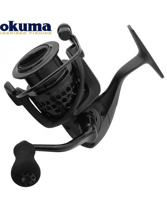 Ritė Okuma Custom Black Feeder