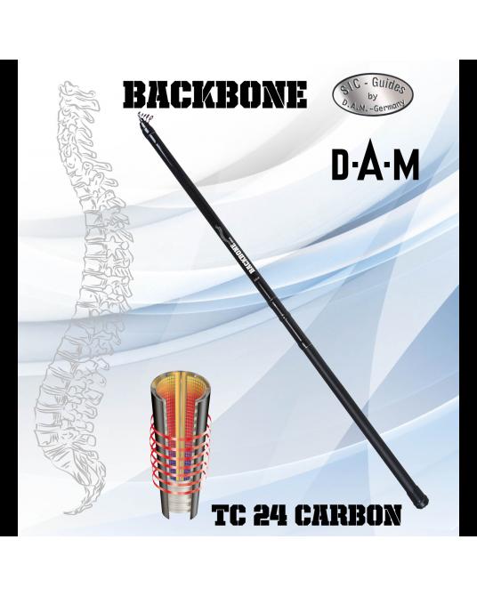 Plūdinė meškerė DAM Backbone Bolo