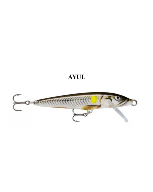 Vobleris Rapala Original Floater F05