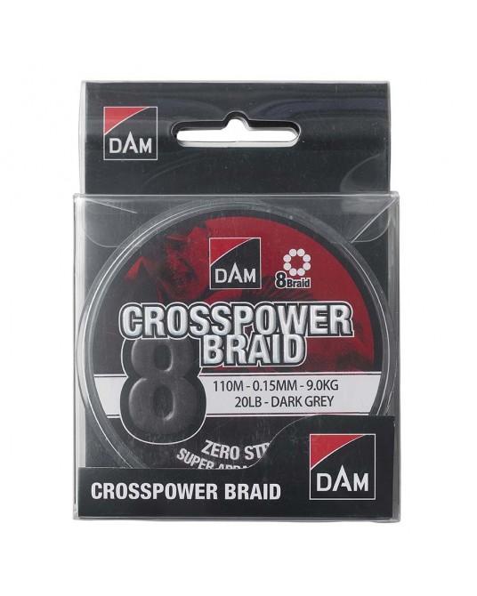 Pintas valas DAM Crosspower 8