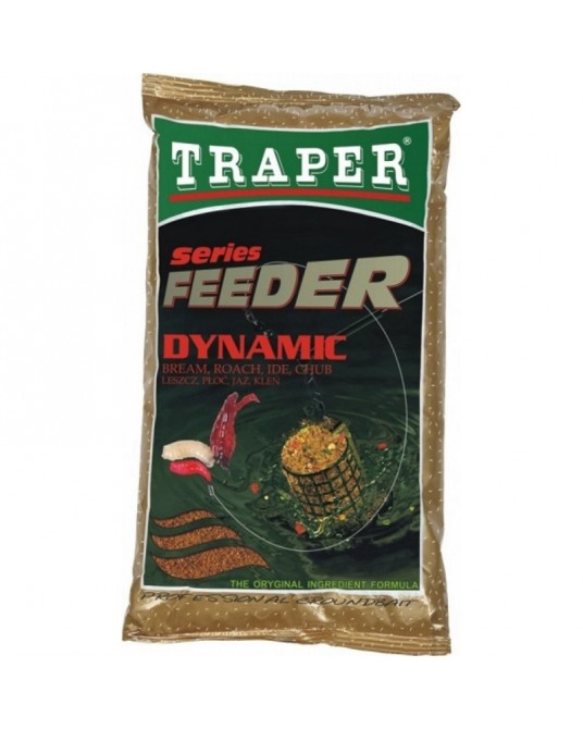 Jaukas Traper Feeder Series