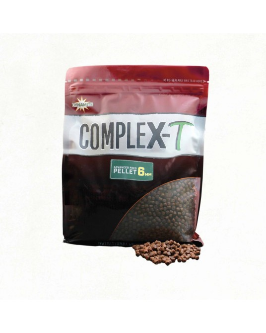 Peletės Dynamite Baits CompleX-T