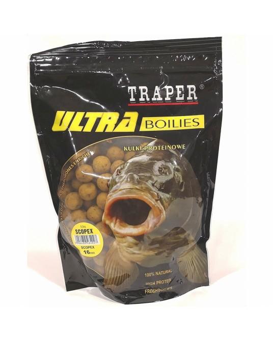 Boiliai Traper Ultra Boilies 1kg 16mm