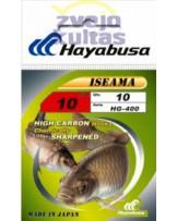 Kabliukai Hayabusa HB400 Iseama Black