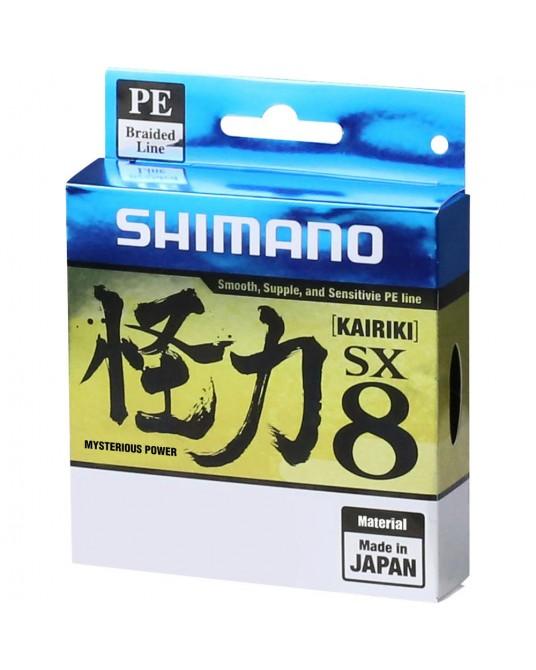 Pintas valas Shimano Kairiki PE VT X8