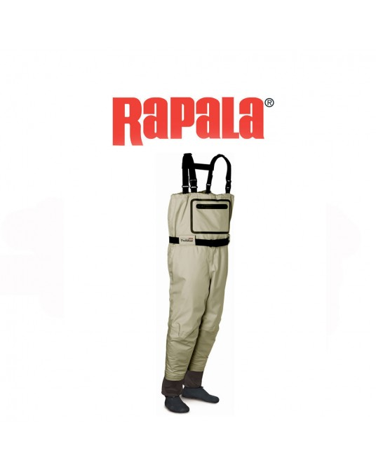Bridkelnės Rapala X-Protect Chest Waders