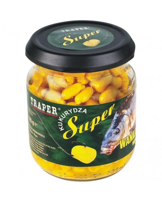 Kukurūzai Traper Sweet Corn skystyje 125g