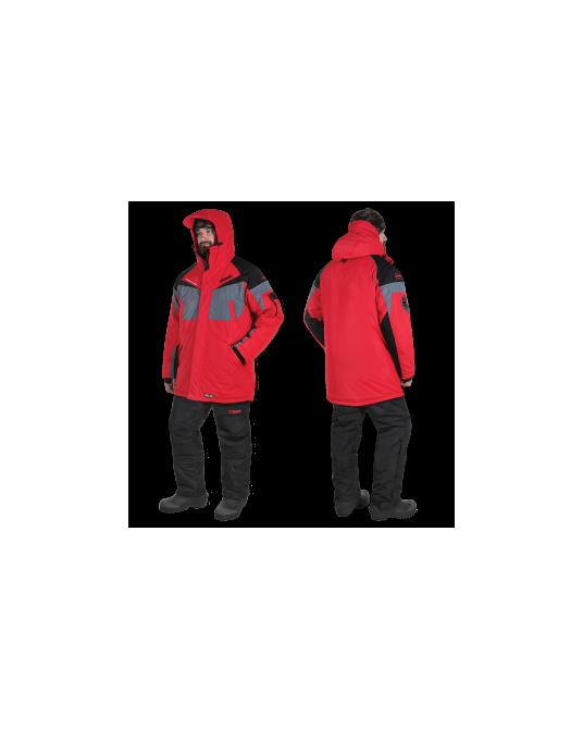 Žieminis kostiumas Alaskan Dakota Raudonas