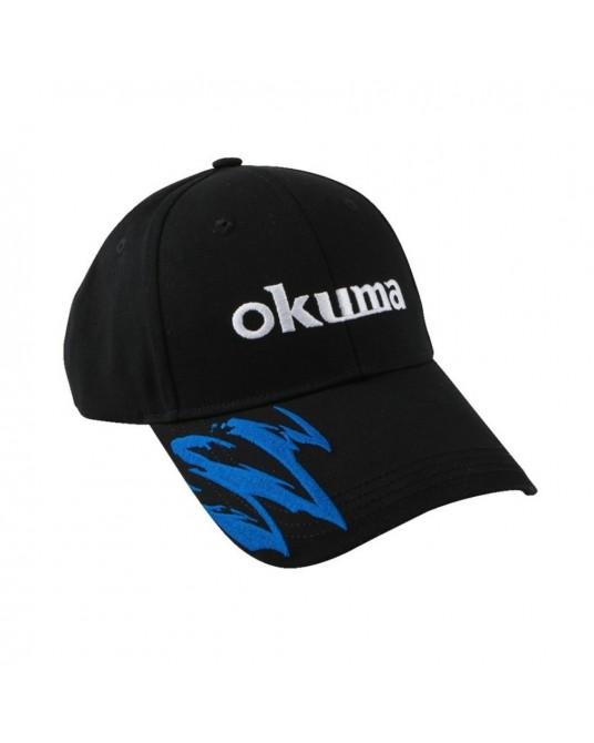 Kepurė Okuma Motif Cotton Cap