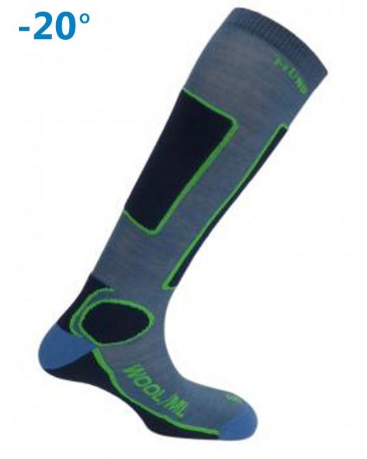 Kojinės Mund Skiing Wool (antibakterinės) 314 3