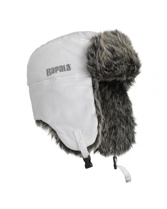 Kepurė Rapala Trapper Hat White