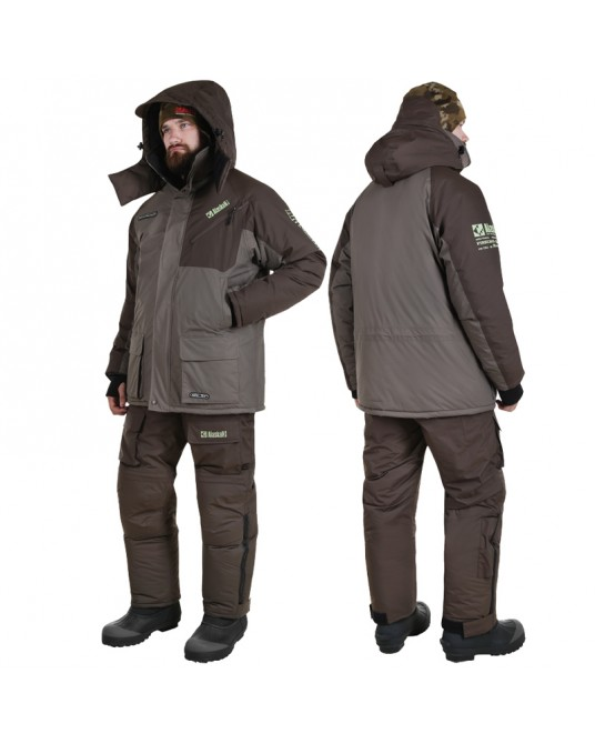 Žieminis kostiumas Alaskan Russian Mission Haki