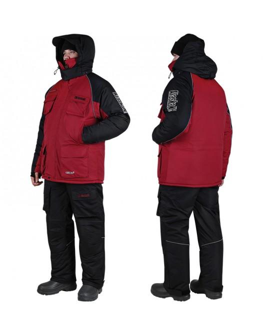 Žieminis kostiumas Alaskan Russian Mission 2 Red/Black