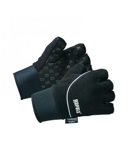 Pirštinės Rapala Stretch Gloves Half Finger