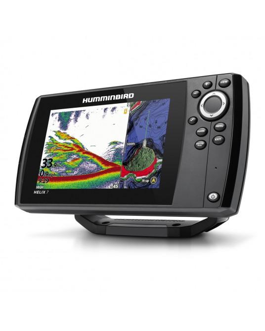 Echolotas Humminbird Helix 7 CHIRP MDI GPS G3N