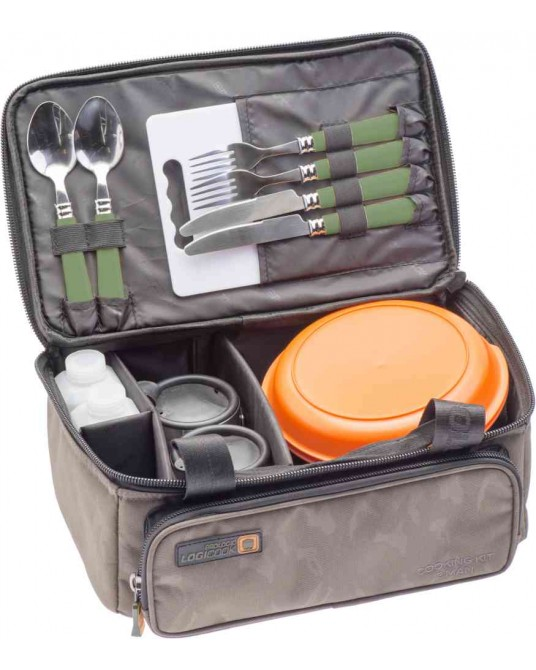Turistinis indų rinkinys Prologic SURVIVOR COOKING KIT