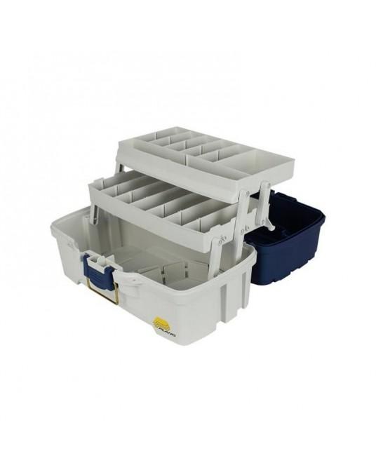 Dėžė Plano su dviem padėklais 6202-06