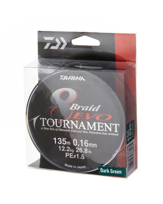 Pintas valas Daiwa Tournament EVO 8 135m