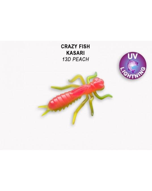 Guminukai Crazy Fish Kasari 40mm
