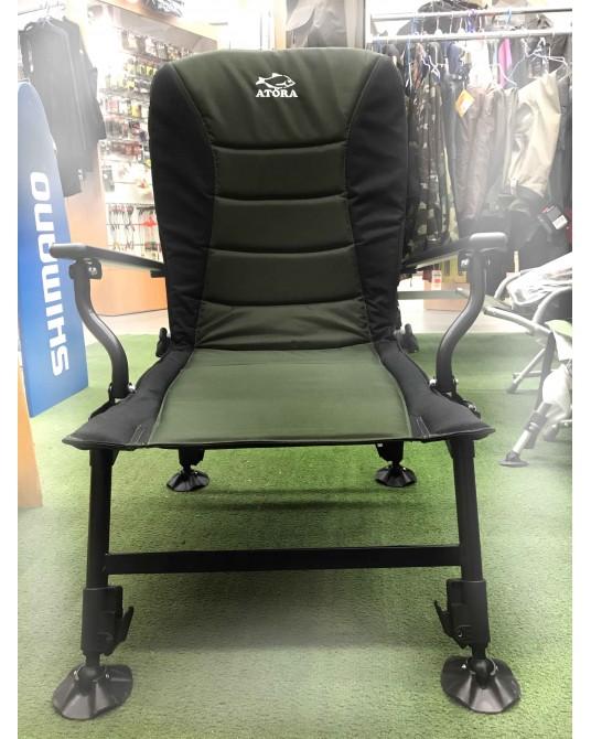 Kėdė ATORA-02D Su porankiais