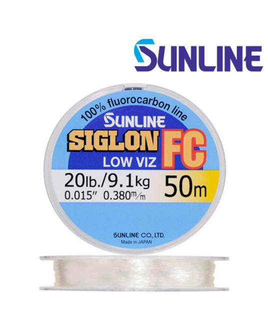 Fluorokarboninis Valas Sunline SIGLON FC 50m