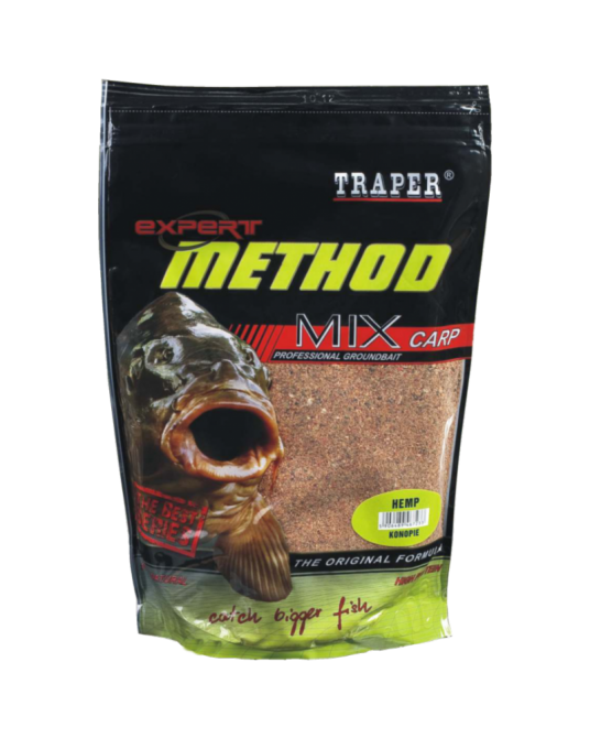 Jaukas Traper Method Expert MIX CARP 1kg