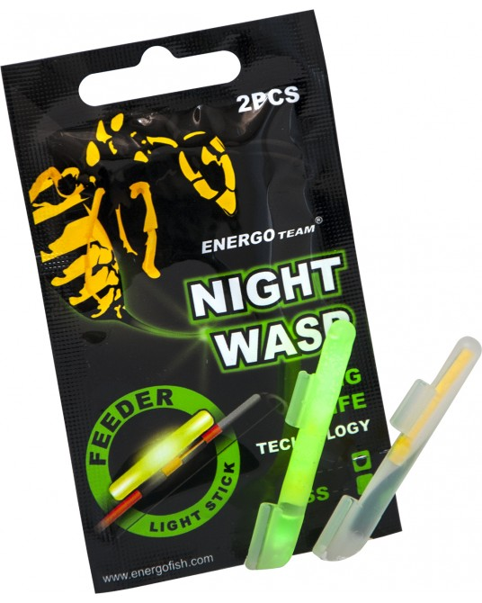 Švieselė žvejybai Night Wasp Feeder