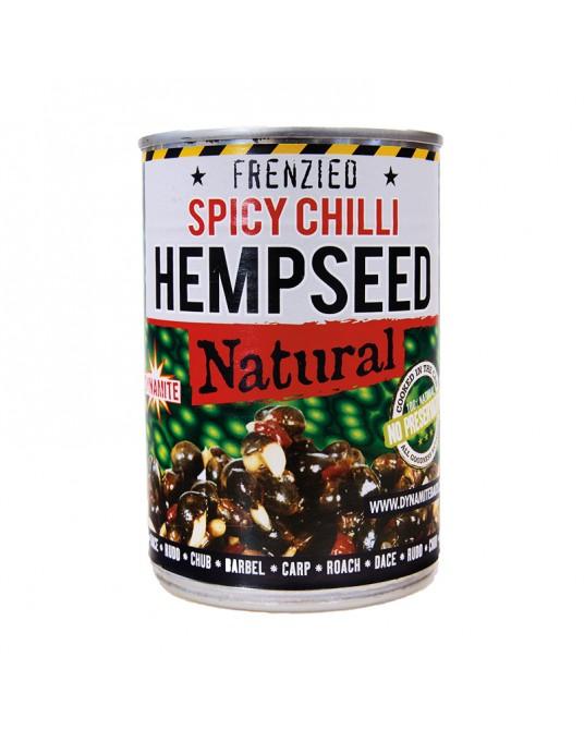 Kanapių sėklos Dynamite Baits Hempseed Spicy Chilli