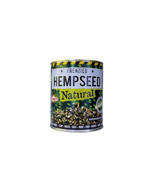 Kanapių sėklos Dynamite Baits Hempseed Natūralus 350-700g