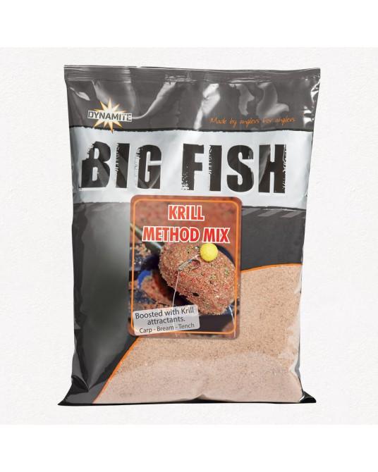 Jaukas Dynamite Baits BIG Fish Method MIX