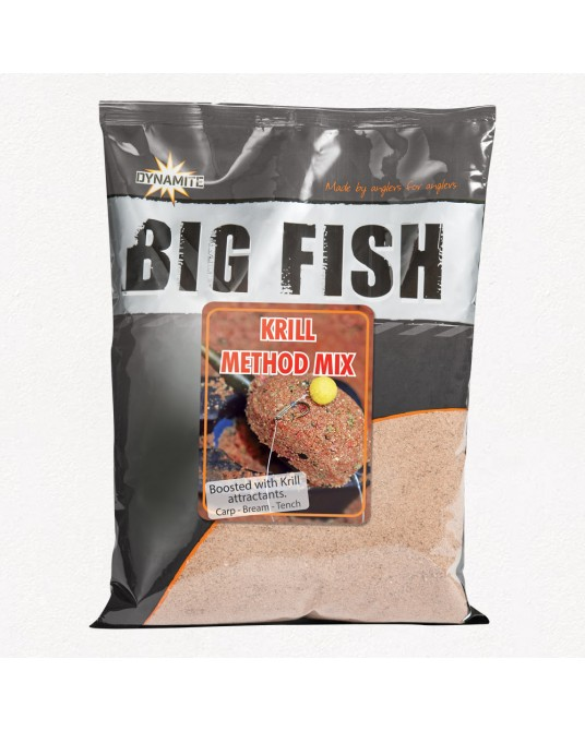 Jaukas Dynamite Baits BIG Fish Method MIX 1,5kg