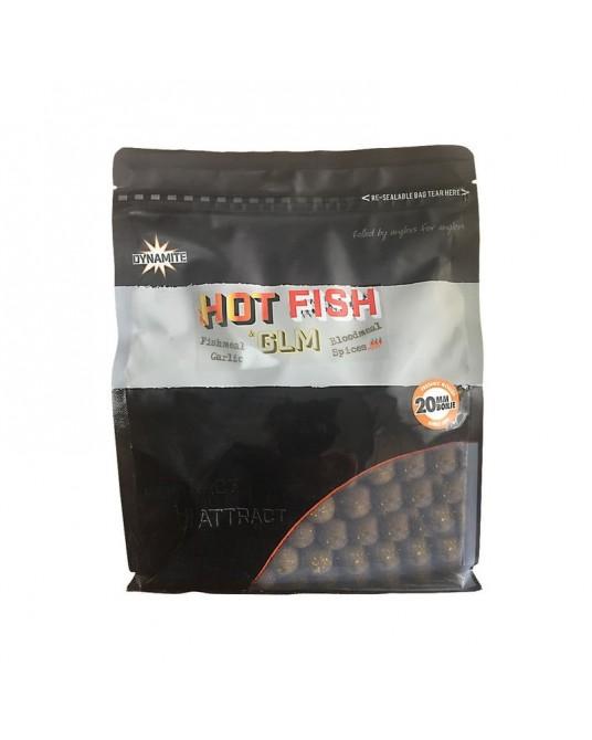 Boiliai Dynamite Baits GLM Hot Fish