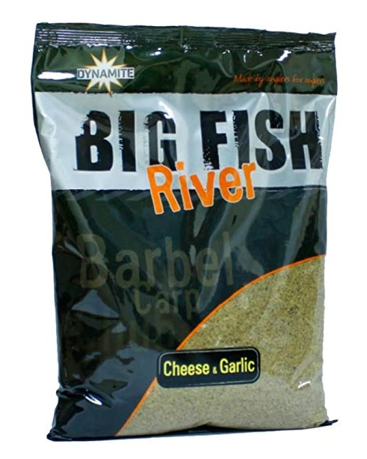 Jaukas Dynamite Baits BIG Fish River 1.8kg