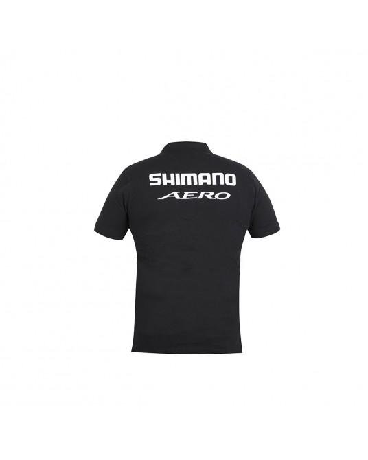 Marškinėliai Shimano Apparel Aero Polo