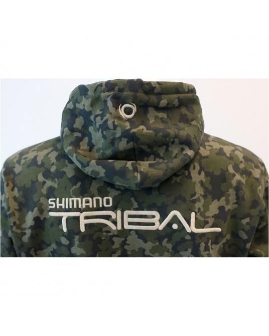 Džemperis Shimano Apparel Smn Tribal Cam