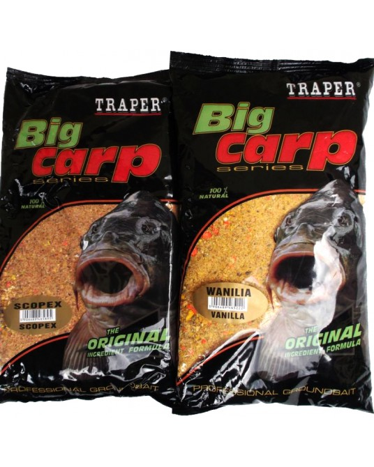 Jaukas Traper Big Carp 2.5kg