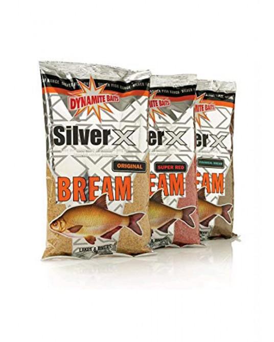 Jaukas Dynamite Baits Silver X Bream 1kg