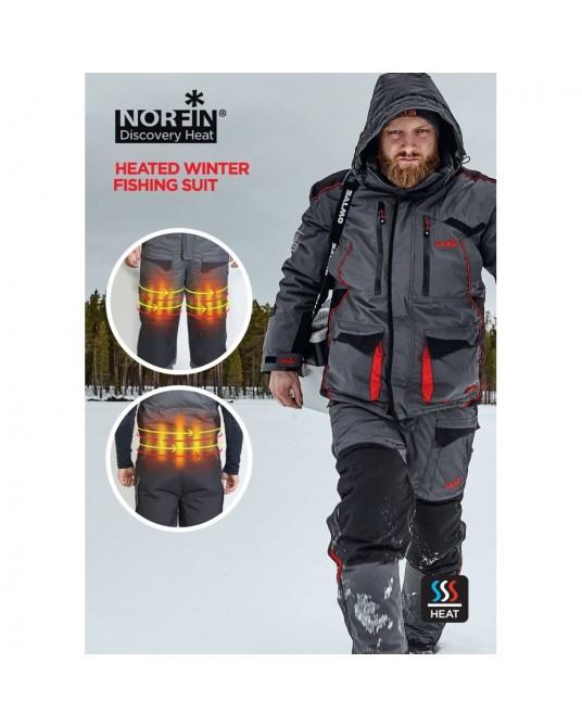 Kostiumas žieminis Norfin Discovery Heat