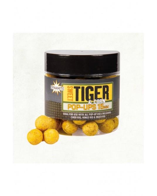 Boiliai Dynamite Pop-Ups Sweet Tiger&Corn 15mm