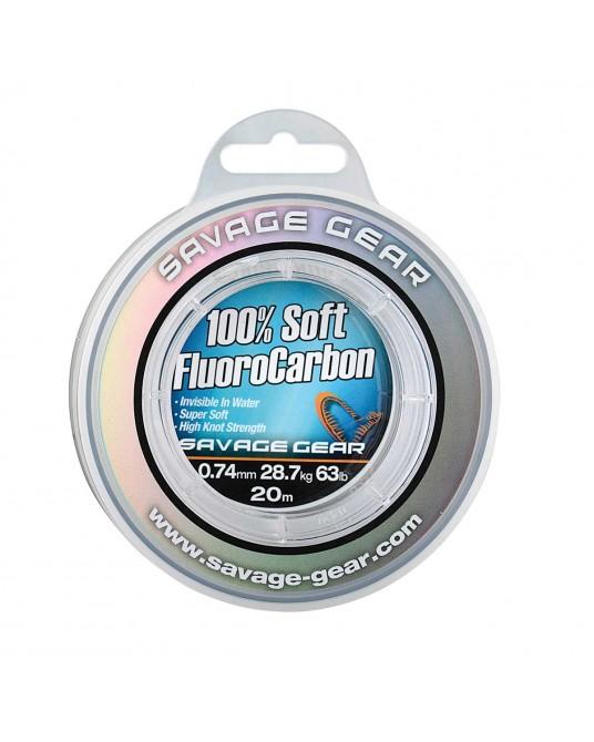 Fluorokarboninis valas SG 100% Soft