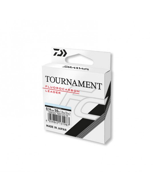 Fluorokarboninis valas Daiwa Tournament Leader