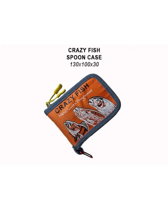 Masalų dėklas Crazy Fish Spoon Case S