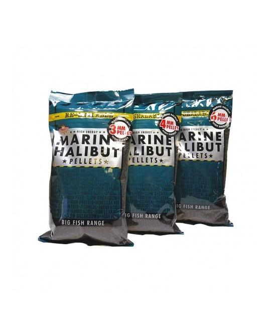 Peletės Dynamite Baits Marine Halibut 900g