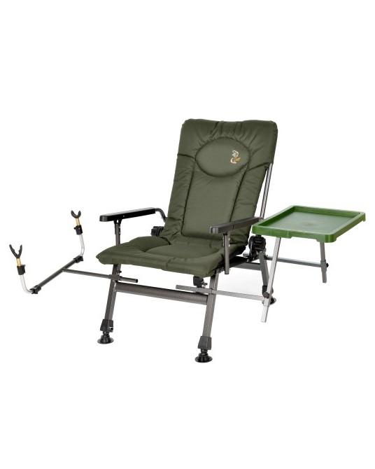 Kėdė Carp F5R su priedais